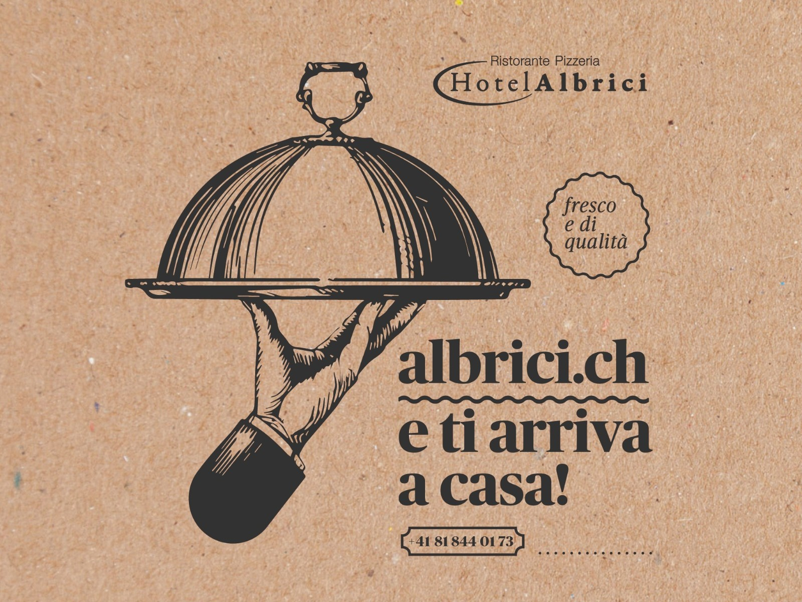Albrici.ch - Food Delivery